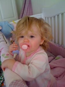 Adrianna, 19 months